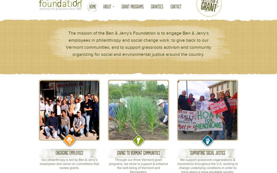 BenAndJerrysFoundation.org