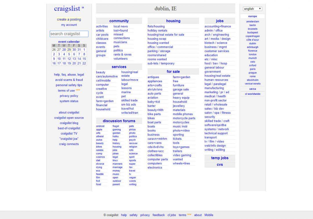 CraigsList.org